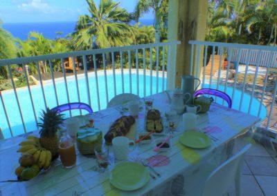 32_Villa des Mascareignes_Petit déjeuner gourmand