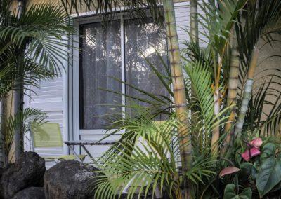 Villa des Mascareignes_Chambre Saveur Letchi_Terrasse extérieure