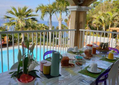Guest House_Petit déjeuner gourmand